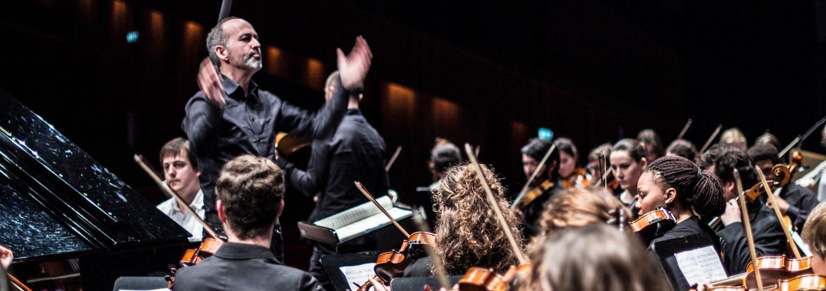 Benjamin Lack in Konzert