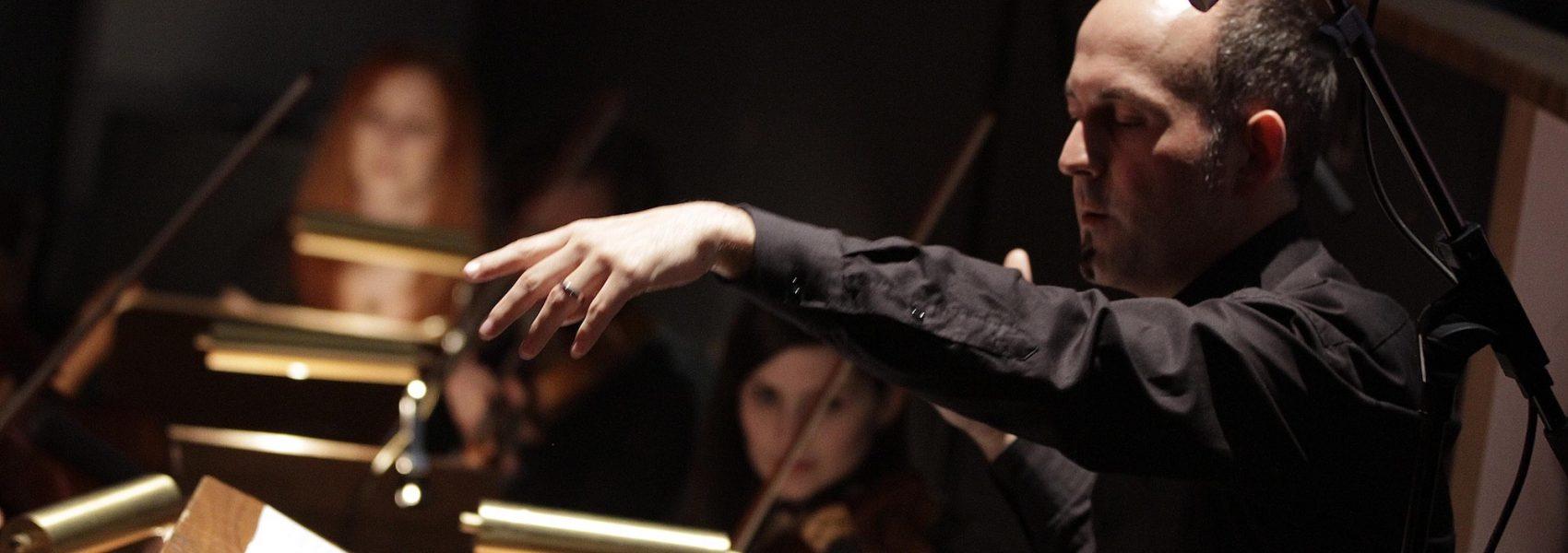 Dirigent Benjamin Lack